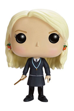 Harry Potter POP! Movies Vinyl Figure Luna Lovegood 9 cm