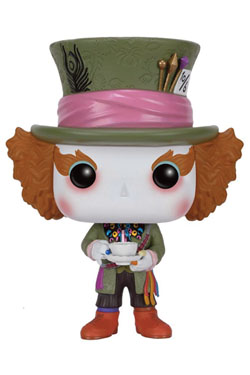 Alice in Wonderland 2010 POP! Disney Vinyl Figure Mad Hatter 9 cm