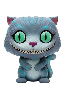 Alice in Wonderland 2010 POP! Disney Vinyl Figure Cheshire Cat 9 cm
