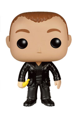Doctor Who POP! Television Vinyl Figure 9th Doctor with Banana 9 cm