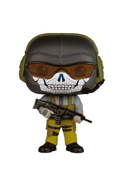 Call of Duty POP! Games Vinyl Figure Lt. Simon Ghost Riley 9 cm