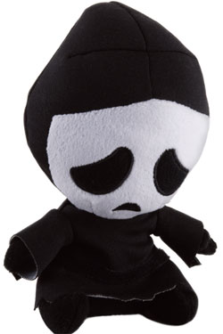 Scream Horror Classics Mopeez Plush Figure Ghost Face 12 cm