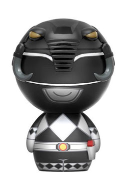 Power Rangers Vinyl Sugar Dorbz Vinyl Figure Black Ranger 8 cm
