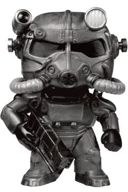 Fallout POP! Games Vinyl Figure T-60 Power Armor (Black) 9 cm