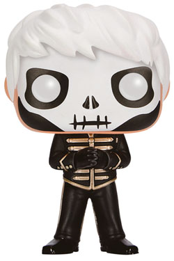 My Chemical Romance POP! Rocks Vinyl Figure Skeleton Gerard Way 9 cm