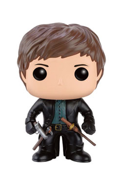 Pride + Prejudice + Zombies POP! Movies Vinyl Figure Mr. Darcy 9 cm