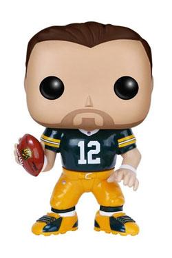 NFL POP! Football Vinyl Figure Aaron Rodgers (Packers) 9 cm