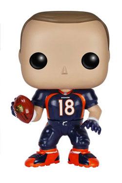 NFL POP! Football Vinyl Figure Peyton Manning (Denver Broncos) 9 cm