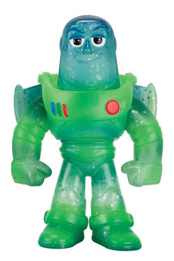 Toy Story Sofubi Vinyl Action Figure Buzz Lightyear (Glow) 19 cm