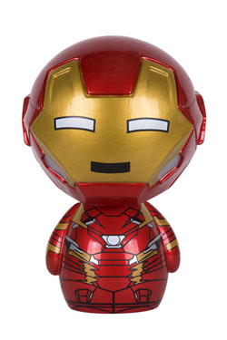 Captain America Civil War Vinyl Sugar Dorbz Vinyl Figure Iron Man 8 cm