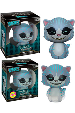 Alice in Wonderland Vinyl Sugar Dorbz Vinyl Figures Cheshire Cat 8 cm Assortment (6)