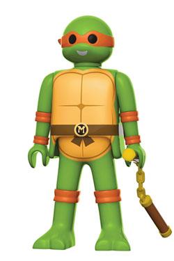 Teenage Mutant Ninja Turtles Funko x Playmobil Vinyl Figure Michelangelo 15 cm