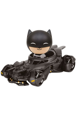Batman v Superman POP! Ridez Vinyl Vehicle with Dorbz Figure Batmobile 14 cm