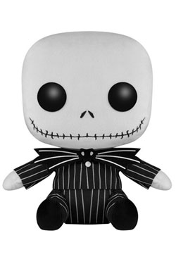 Nightmare Before Christmas Mega Pop! Plush Figure Jack 40 cm