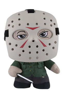 Friday the 13th Fabrikations Plush Figure Jason Voorhees 14 cm