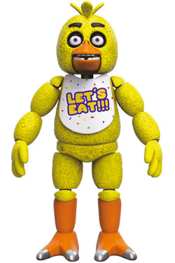 Five Nights at Freddy's Action Figure Chica 13 cm