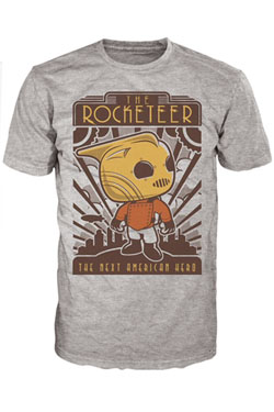 The Rocketeer POP! Tees T-Shirt The Rocketeer  Size XL