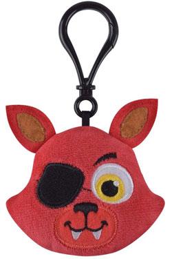 Five Nights at Freddy's Plush Keychain Foxy 5 cm