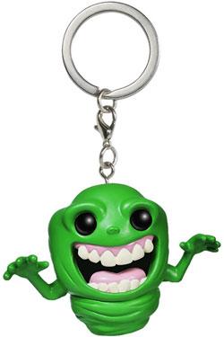 Ghostbusters Pocket POP! Vinyl Keychain Slimer 4 cm
