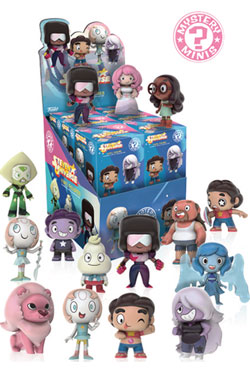 Steven Universe Mystery Mini Figures 5 cm Display (12)