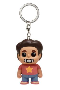 Steven Universe Pocket POP! Vinyl Keychain Steven 4 cm
