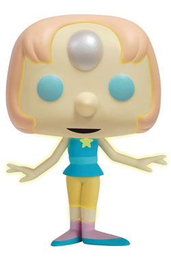 Steven Universe POP! Animation Vinyl Figure Pearl GITD 9 cm