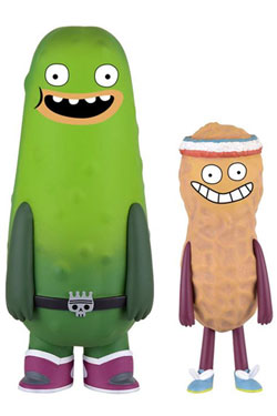 Pickle and Peanut Vinyl Figures 2-Pack Pickle & Peanut 11 - 15 cm