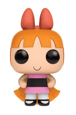 The Powerpuff Girls POP! Animation Vinyl Figure Blossom 9 cm