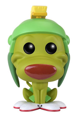 Duck Dodgers POP! Animation Vinyl Figure K-9 9 cm