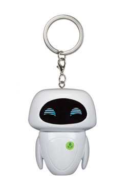 Wall-E Pocket POP! Vinyl Keychain Eve 4 cm