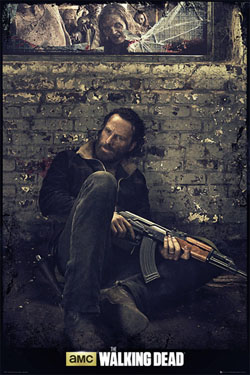 Walking Dead Poster  Trapped 61 x 91 cm