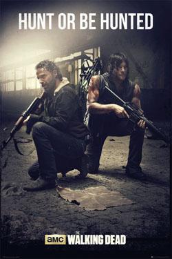 Walking Dead Poster Hunt 61 x 91 cm