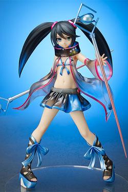 Hi-sCoool! Seha Girls Statue PVC 1/8 Skeleton Sega Saturn 20 cm