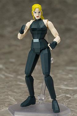 Virtua Fighter Figma Action Figure Sarah Bryant 15 cm