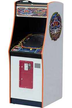 NAMCO Arcade Machine Collection Mini Replica 1/12 Galaga 14 cm