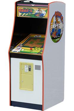 NAMCO Arcade Machine Collection Mini Replica 1/12 Rally-X 14 cm