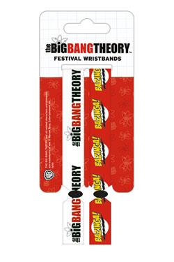 Big Bang Theory Festival Wristband 2-Pack Bazinga
