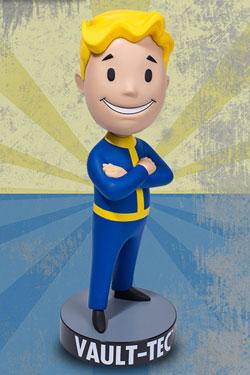 Fallout 4 Bobble-Head Vault Boy 111 Arms Crossed 30 cm