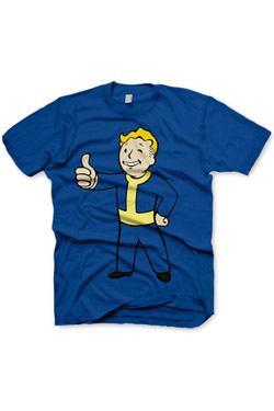 Fallout T-Shirt Thumbs Up Size S
