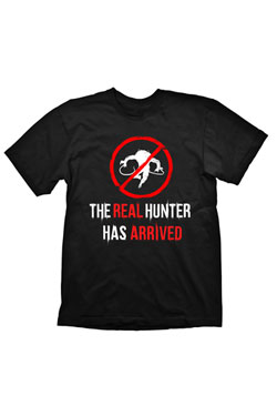 Dying Light T-Shirt The Real Hunter  Size XL