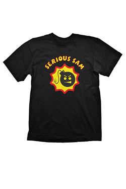 Serious Sam T-Shirt Logo Size S