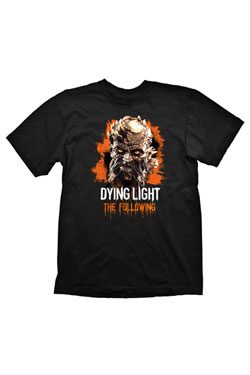 Dying Light T-Shirt Volatile Following  Size L