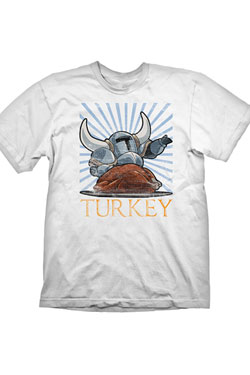Shovel Knight T-Shirt Turkey Size XL