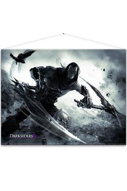 Darksiders 2 Wallscroll Death 100 x 77 cm