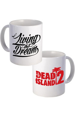 Dead Island 2 Mug Living the Dream