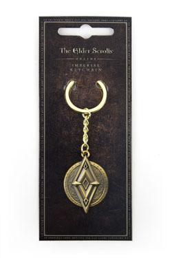 The Elder Scrolls Online Metal Keychain Imperial