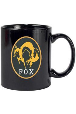 Metal Gear Solid V Ground Zeroes Mug FOX