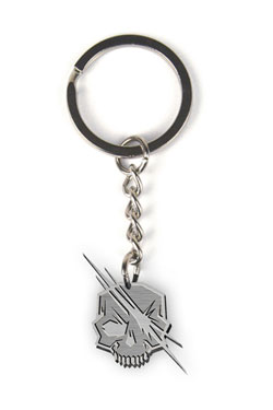 Battleborn Metal Keychain Rogues