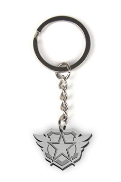 Battleborn Metal Keychain United Peacekeeping