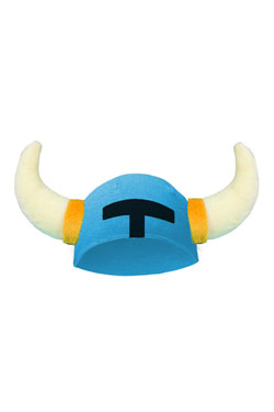 Shovel Knight Plush Hat Shovel Knight Helmet